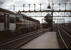RailPictures.Net Photo: 0784 New York, New Haven & Hartford Railroad Alco PA1 at Boston, Massachusetts by John Dziobko