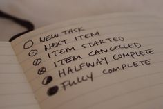 5 Ways To Kick Your Moleskine Notebook Up A Notch .. For my projects section