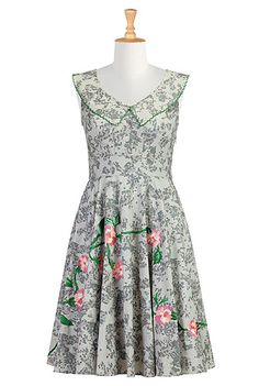 very tea party. size small $41.95