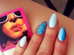 #ombre_nails #shellac
