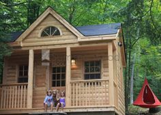 Pin By Lynn Lagrone On Perfect Home Pinterest - small log cabin kits ontario