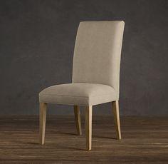Hudson Parsons Fabric Side Chair