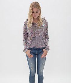 Gimmicks by BKE Southwestern Print Hoodie - Women's Sweatshirts | Buckle
