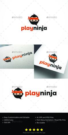 Play Ninja logo