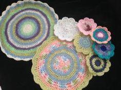 Big and Small Crochet Mandalas - Karen Kidd/ Kathryn Vercillo