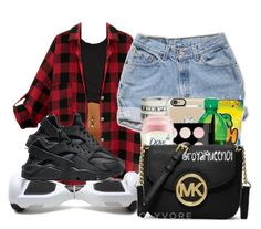 """""""you already know"""" by azaria0112 ❤ liked on Polyvore featuring A.L.C. and NIKE"""