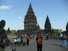 Prambanan Temple,Prambanan -D.I Yogyakarta
