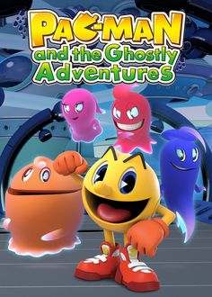 Pac-Man and the Ghostly Adventures Premieres Monday, June 17th on Disney XD!