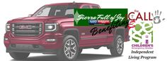 We at Harry Robinson Buick GMC are kicking off our yearly donation drive, Sierra Full of Joy. This is our 3rd exciting year to host this giving event. We hold the Fort Smith community and it's chi...