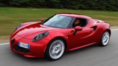 Alfa Romeo 4C 2015 a precios desde $53,900 en los EE.UU. » Los Mejores Autos