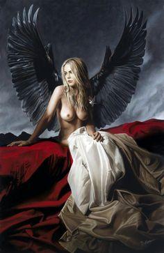 Art fairy sexy naked fantasy
