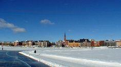 Luleå, Sweden! Loved it here!!!