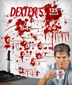 Now that the final season of Dexter is here, it's time to count down the best episodes so far: