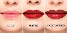 I+Tried+Marilyn+Monroe's+Crazy+Lip-Contouring+Trick - MarieClaire.com