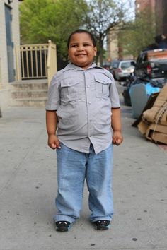 Humans of New York HAPPY KID. YOU MAKE ME SMILE.