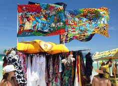 Cangas de Praia Andreza Katsani - Fair Grounds, Tapestry, Canning, Explore, Beach Quilt, Hanging Tapestry, Home Canning, Tapestries, Wall Rugs