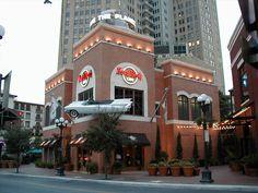 Hard Rock cafe in San Antonio, Tx
