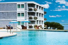 Come splash around at the Samoset Resort