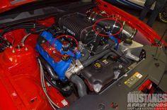 Re:Ancora recupero vapori olio, la Cobra Jet 2012!!! - Ford Mustang Forum Italia - Tutti i modelli Mustang, news, mercatino compra e vendi-MustangForum