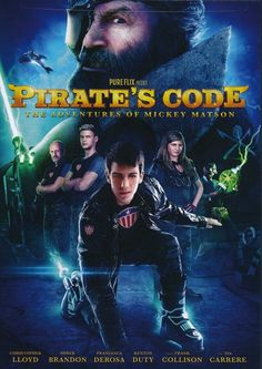 Pirate's Code on DVD #Giveaway #PiratesCode #FlyBy
