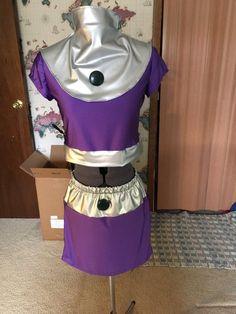 Sleeve Amulets Brooch Pin Titans Raven Cosplay Accessary Prop Waist Belt