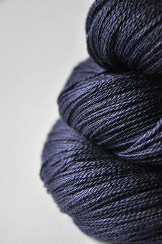 silent dark night #yarn #color