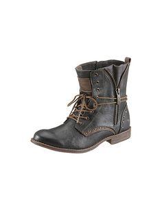 MustangShoes-MUSTANG-Boots-van-imitatieleer