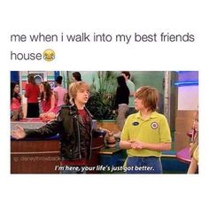 The Suite Life On Deck Season 2 Episode 11 Bermuda Triangle Bailey Pickett, Cody Martin & Zack Martin Funny Disney Memes, Funny Puns, Really Funny Memes, Stupid Funny Memes, Zack And Cody Funny, Zack Y Cody, Sprouse Bros, Cole Sprouse, Dylan Sprouse