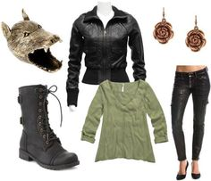 the 9th doctor costume for girls - Google Search