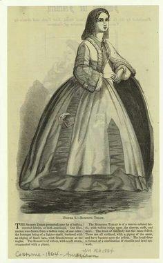 Harper's Magazine, February 1864.