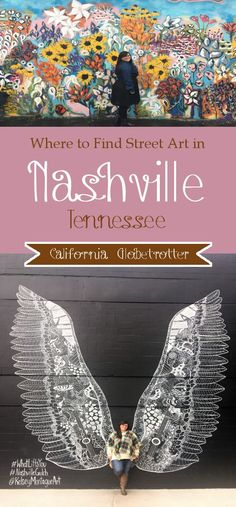 Where to Find Street Art in Nashville, Tennessee - California Globetrotter (0)