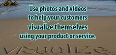 Photos Help Customers Visualize Value