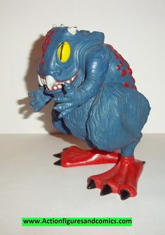 Thundercats MOAT MONSTER 1986 LJN vintage action figures 1985 FIG