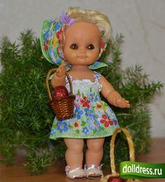 Простые модели для кукол с хорошим описанием