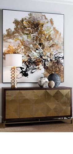 Contemporary Home Decor post example 9510875196 to put together for the stunning room decor. Decoration Buffet, Mid-century Interior, White Home Decor, Contemporary Interior Design, Modern Interior, Contemporary Furniture, Home Decor Styles, Modern Decor, Modern Lamps