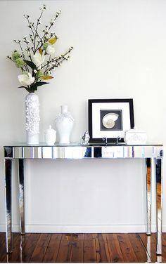 Mesa espejo