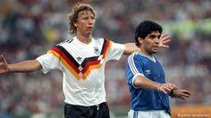Germany v Argentina 1990 final