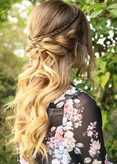 cool Красивые вечерние прически на все виды волос (55 фото) - Стильно и оригинально
