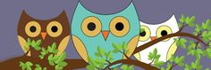 Quilt Inspiration: Free Pattern Day: Owls !