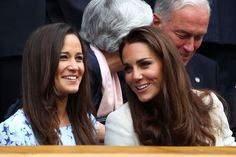 Kate Middleton is no doubt helping her sister Pippa Middleton through her first pregnancy. The royal's sibling is due to welcome her first child later this year with husband James Matthews. Carole Middleton, Kate Middleton Sister, Pippa Middleton Wedding, James Middleton, Kate Middleton Photos, Middleton Family, Andy Murray, Oprah Winfrey, Grace Kelly