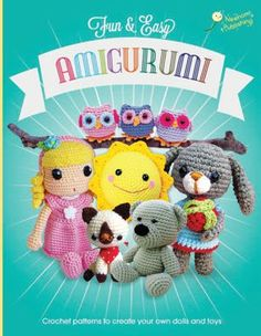 The best free crochet doll patterns that I use to create my amigurumi crochet dolls. Create your own easy crochet doll with these patterns and tutorials. Perfect Crochet Project for making as a gift. Crochet Gratis, Crochet Amigurumi, Cute Crochet, Amigurumi Doll, Easy Crochet, Crochet Yarn, Crochet Cactus, Flower Crochet, Crochet Dolls Free Patterns