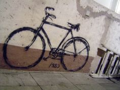 bicycle_stencil.  Argentina