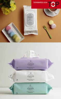 Wet tissue wipes for babies and small children Paper Packaging, Bag Packaging, Cosmetic Packaging, Print Packaging, Web Design, Cosmetic Design, Wet Wipe, Bottle Design, Packaging Design Inspiration