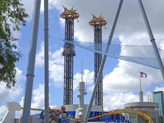 Top Orlando Thrill Rides - Doctor Doom's Fearfall