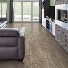 Shop pergo max w x l hidalgo oak embossed for Laminate flooring portland