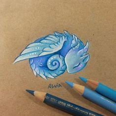 Like 2387 Comments 36 Alvia Alvia Alcedo on I Cute Dragon Drawing, Dragon Sketch, Dragon Drawings, Drawings Of Dragons, Little Dragon, Baby Dragon, Cute Animal Drawings, Cool Drawings, Pencil Drawings