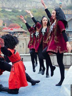 Тбилисоба / Tbilisoba 2014 / Ensemble Erisioni
