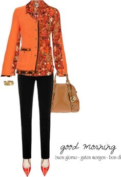 """""""Jacket by MSGM"""" by fashionmonkey1 ❤ liked on Polyvore"""