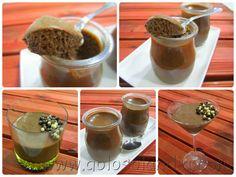 Golosolandia: Recetas de postres (tartas  caseras y postres caseros): Mousse de chocolate