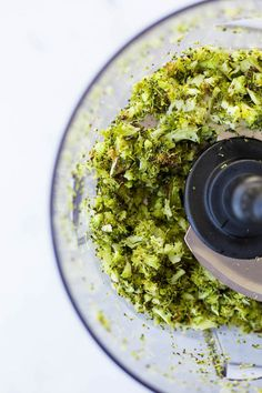 Roasted Broccoli Quinoa Salad with Honey Mustard Dressing: a quick and ...